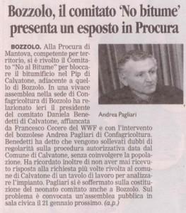 Gazzetta di Mantova 22-12-09