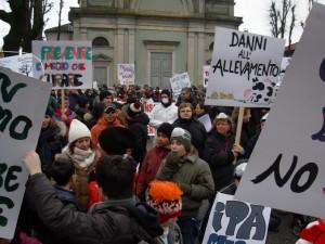 Foto manifestazione calvatone